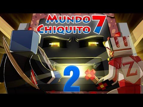Mundo Chiquito 7 - Ep. 2 - Chincheto esto esta oscureto