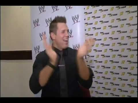 The Miz (WWE) Vs. Moein Al Bastaki