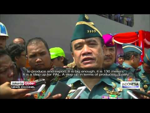 Indonesia Exported The First Two Battle Ships