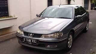 In Depth Tour Peugeot 406 Facelift D9 (2005) - Indonesia