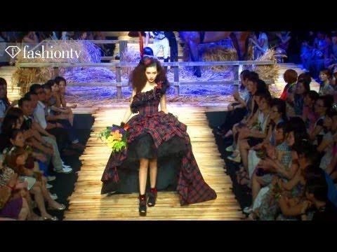 Goelia Fashion Show - Guangzhou, China | Fashiontv - Ftv video