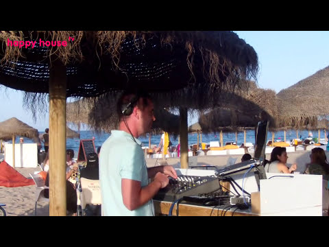 Soulful House Music mix de Jose Ródenas DJ - Life Beach Club (15-06-13) Part 2