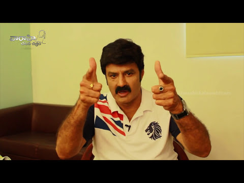 BalaKrishna about Legend audio launch