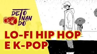 RM - mono.: entre o Lo-Fi Hip Hop e o K- Pop do BTS | DETONANDO