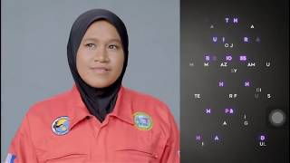 I AM WOMAN - First Female Underwater Welder in Malaysia (Commercial Diver)