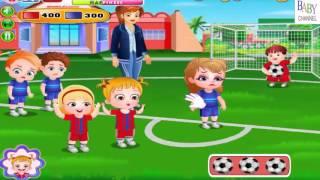Kênh Đồ Chơi Trẻ Em - Trò chơi lồng tiếng bé Na thi hội thao ở trường