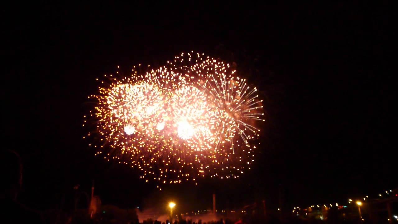 Bouquet final feu d 39 artifice portugal 2012 la ronde international des f - Gaziniere bompani 5 feux ...