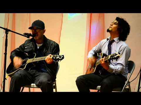 Musu Musu Hasi deu covered by Bibhor and Anurag