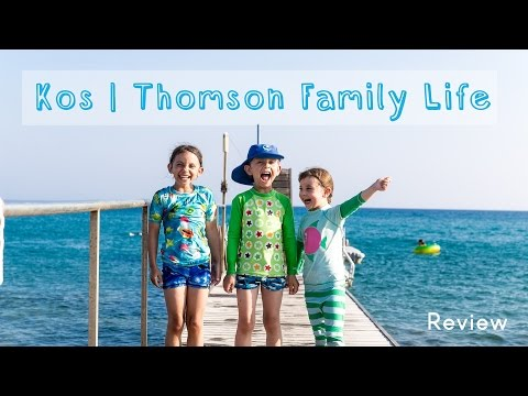 Kos with Thomson Family Life | Review