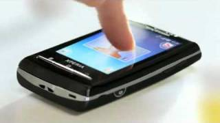 Sony Ericsson Xperia X10 Mini Pro - Video Demo