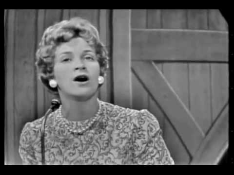 Skeeter Davis - I Forgot More Than You'll Ever Know video