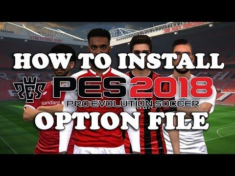 PES 2018 Как поставить патч на PS4 - YouTube