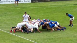 Highlights! England v Samoa, match day 1 of the World Rugby U20s
