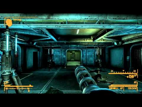 Fallout New Vegas Mods: Area 51 Finished - Part 3