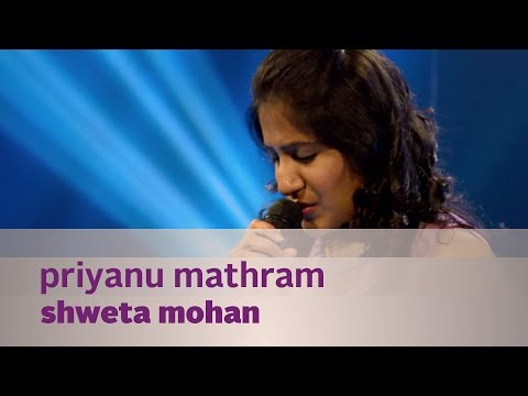 Priyanu mathram by Shweta Mohan - Music Mojo Season 2 - Kappa TV