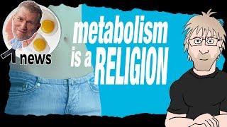 Metabolism is a Religion (feat. Dr. Richard Carrier) - (Ken) Ham & AiG News