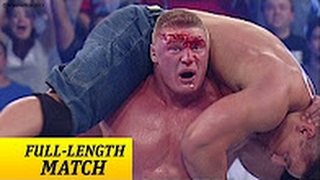 John Cena Vs Brock lesnar | WWE Championship Match 2017