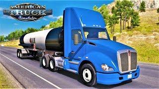 American Truck Simulator PC Gameplay HD #7