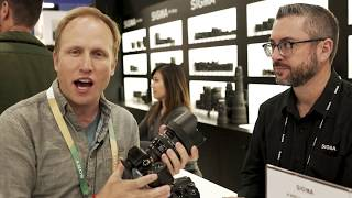WPPI Sigma Booth - Hands on with the NEW Sigma 14-24 f/2.8