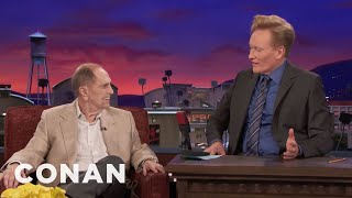 Bob Newhart Has No Plans To Retire  - CONAN on TBS