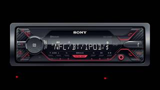 SONY DSX-A410BT UNBOXING / REVIEW / INSTALL AUDI A3 8L