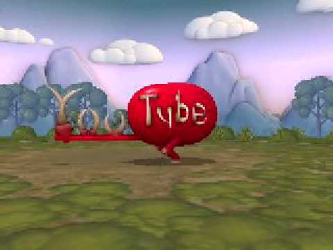 Spore Creature Creator Video - YouTube Logo