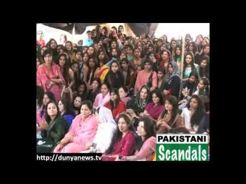 Punjab College Lahore Girls Dance video