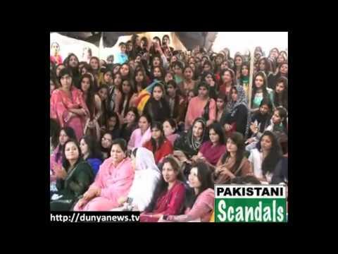 Punjab College Lahore Girls Dance video