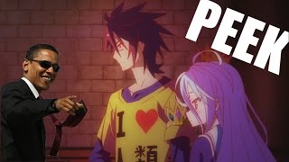 No game No life SNEAK PEEK