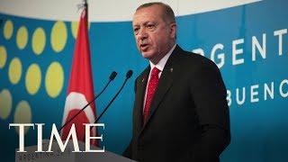 Turkey Wants An International Arrest Warrant For NBA Player Enes Kanter   TIME
