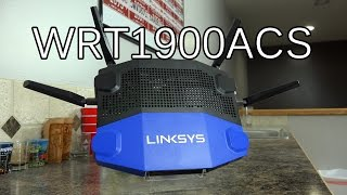 Linksys WRT 1900ACS Wireless Router