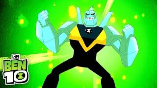 Hero Time | San Diego Comic Con | Ben 10 | Cartoon Network