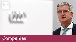 VW diesel cheating: Audi CEO under arrest