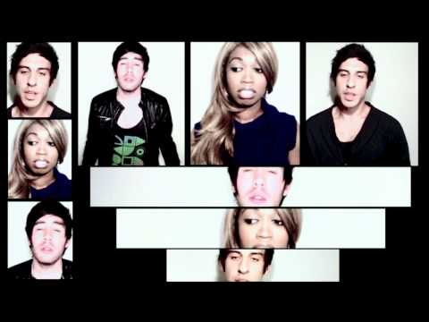 Theshures - Adele / Mariah Carey - Someone Like You - Without You (Mash Up)
