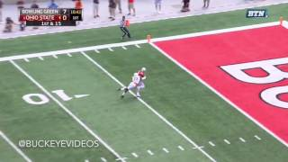 Ohio State vs. Bowling Green Highlights Game Recap 77-10 JT Barrett Samuel Bowling Green Massacre
