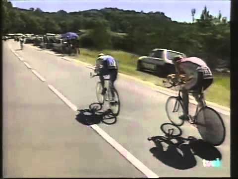 Tour de France 1994 - 09 Bergerac Indurain