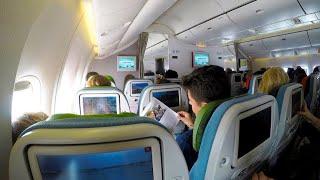 KALKMASIYLA İNMESİ BİR OLDU! THY B777-300ER ile Bodrum'a Uçuş