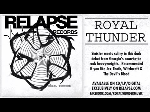 ROYAL THUNDER - Mouth of Fire
