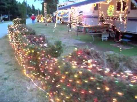 Ep. 19 - Christmas in July at Mackinaw Mill Creek Camping on the Straits of Mackinac