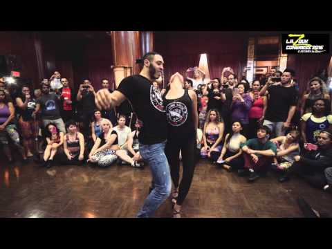 William and Paloma - LA Zouk Congress 2016 - Demo - Saturday