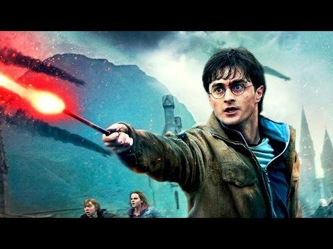8 КНИГА Гарри Поттер и проклятое дитя: 10 фактов