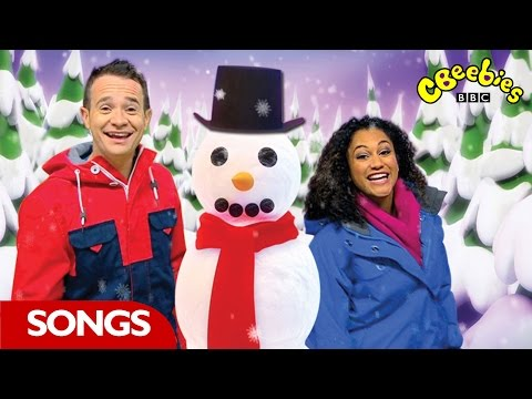 Cbeebies Christmas Song With The Presenters! video