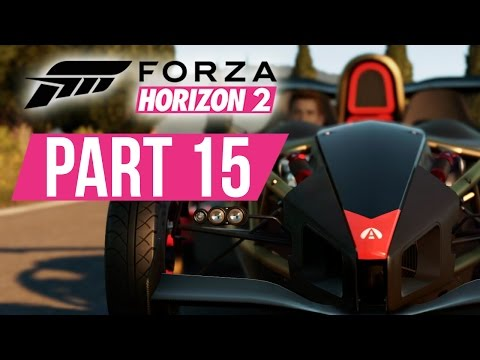 Forza Horizon 2 Gameplay Walkthrough Part 15 - SCREWED UP - Xbox One Gameplay