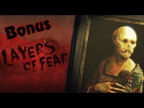 Layers of Fear - Part #4 Bonus (Пасхалки, секреты, концовки, сюжет)