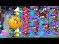 Pvz 2 - Citron, Red Stinger vs 999.999 Zombies