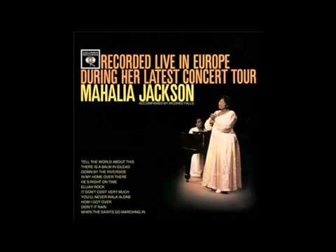 Didn't It Rain (Live) Mahalia Jackson