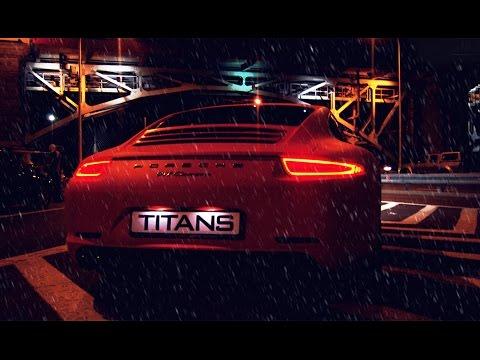 Zmiana koloru auta Porsche 911