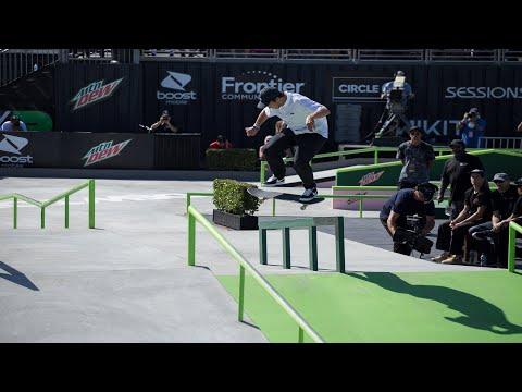Best of Primitive Skateboards TransWorld SKATEboarding Team Challenge | Dew Tour 2018