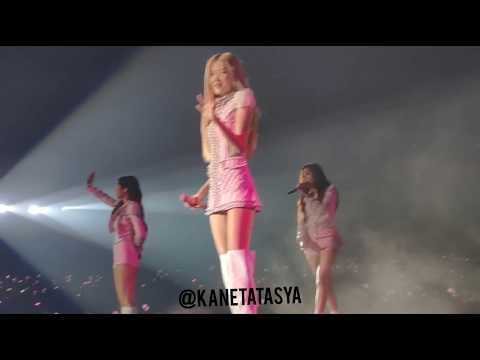 BLACKPINK IN JAKARTA ( DAY 2 ) - WHISTLE - IN YOUR AREA TOUR CONCERT