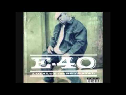 E 40 feat  Nate Dogg  Sinister Mob